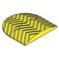 Σαμαράκι ακραίο κομμάτι κίτρινο (υψ35mm)