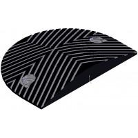 Σαμαράκι ακραίο κομμάτι μαύρο (υψ50mm)