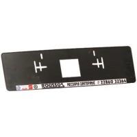 Πλαίσιο Αυτοκίνητου Σμάλτο για νέου τύπου αριθμό Offset /Καθρέπτης